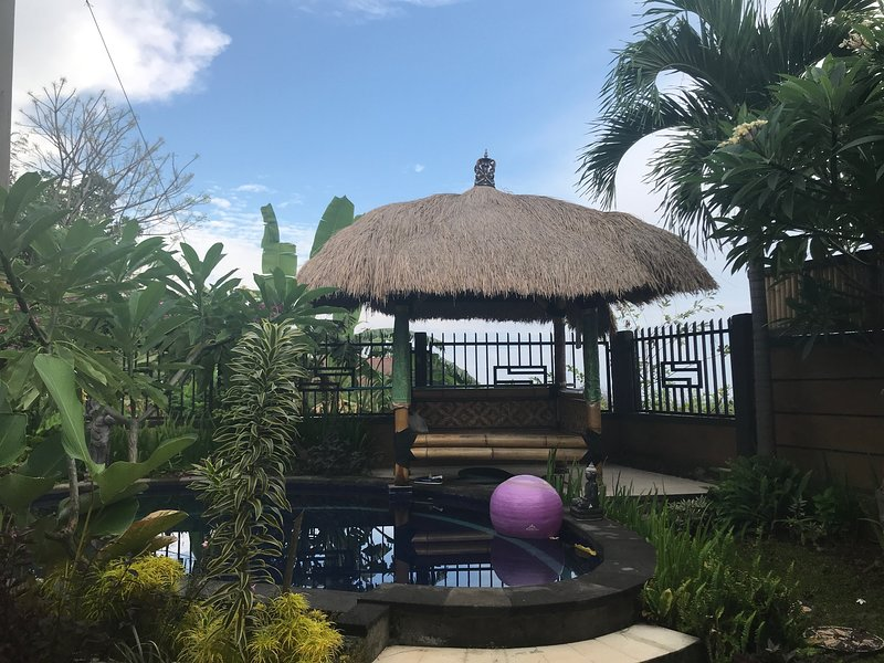 Beautiful 2 bedroomed villa with private pool, Ferienwohnung in Kaliasem