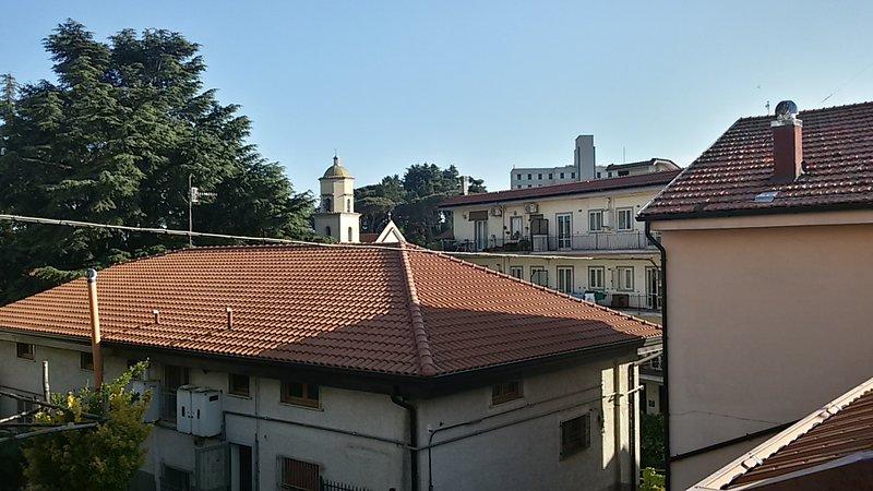 balcón con vista al 1