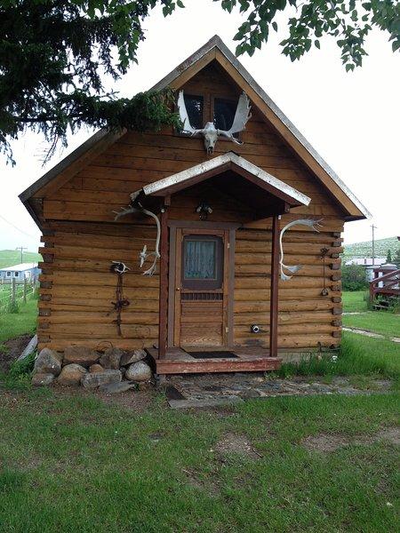 Uncle Buddy's Cabin, alquiler de vacaciones en Silver Star