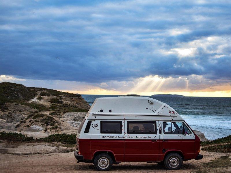 Bulli mieten in Lissabon, T3 mieten Lissabon, surfvan mieten Lissabon, alquiler de vacaciones en Prior Velho