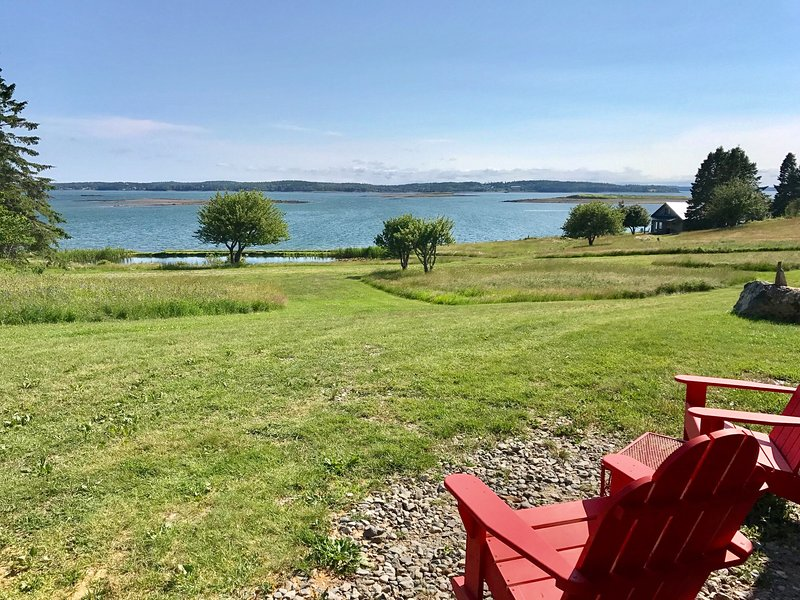 Ebb-Tide Cottage Rossport by the Sea, holiday rental in Campobello Island