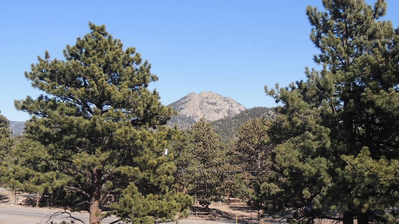 G & G Getaway Come see the Rocky Mountains, vacation rental in Estes Park
