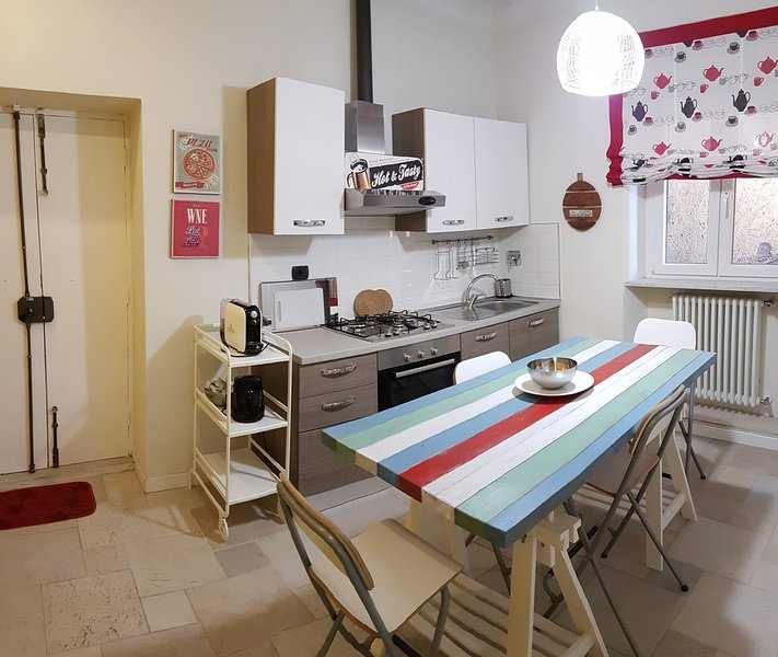 A Casa di Orlando holiday home, Ferienwohnung in Pavona