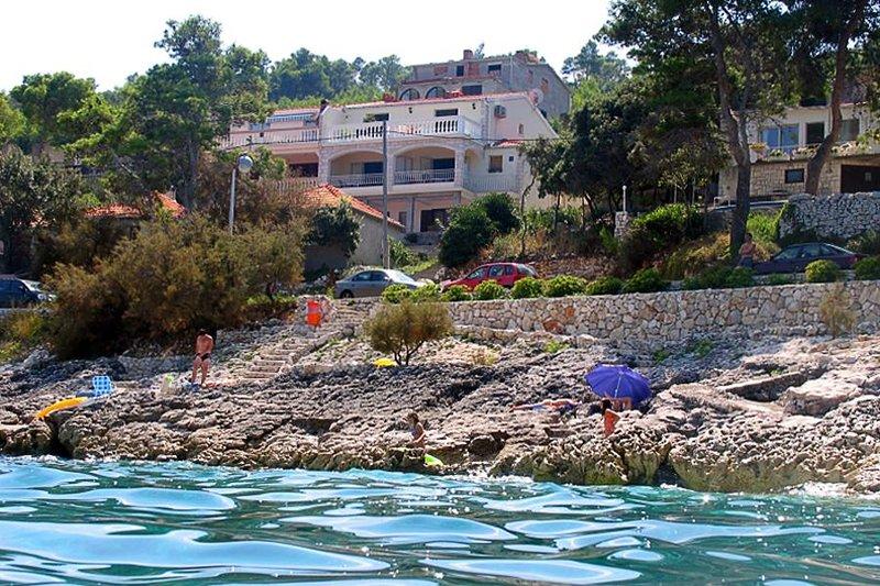 One bedroom apartment Prigradica, Korčula (A-544-b), holiday rental in Prigradica