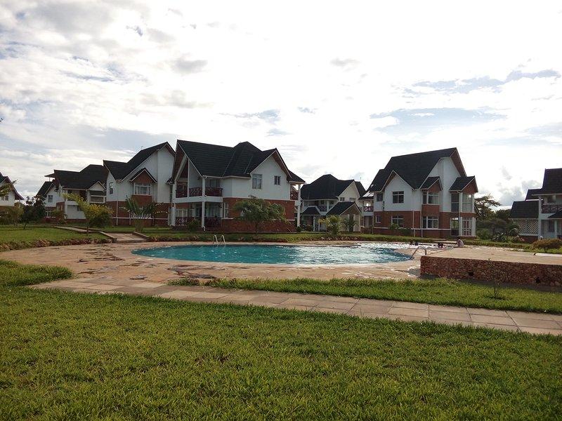 Blue Water Resort diani Kenya, vacation rental in Galu Beach