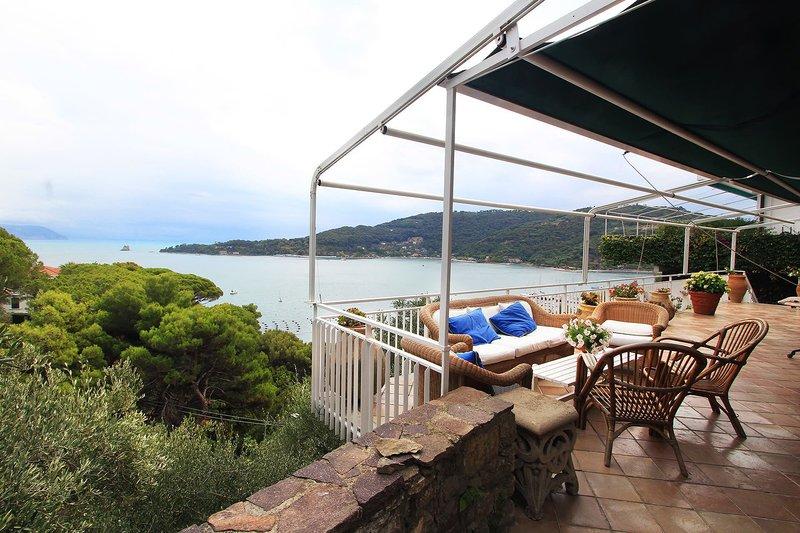 Villa Roby, alquiler de vacaciones en Porto Venere