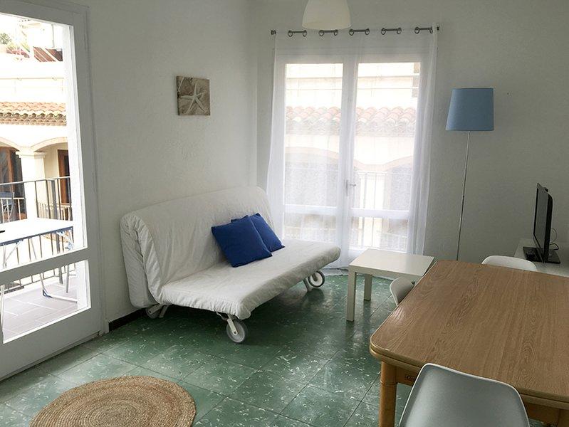 Apartamento en el centro, location de vacances à El Port de la Selva