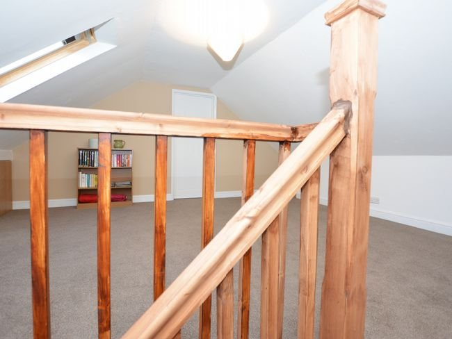 Large loft space for games