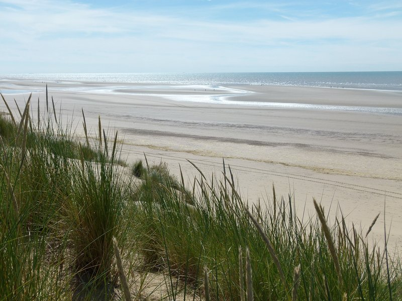 Just a few miles to the beach at Camber Sands