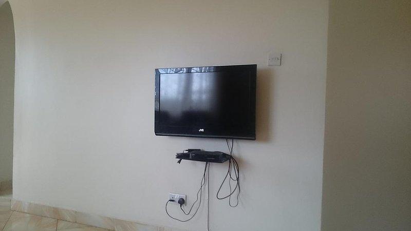 LAD APARTMENTS Bedroom 1, location de vacances à Kasangati