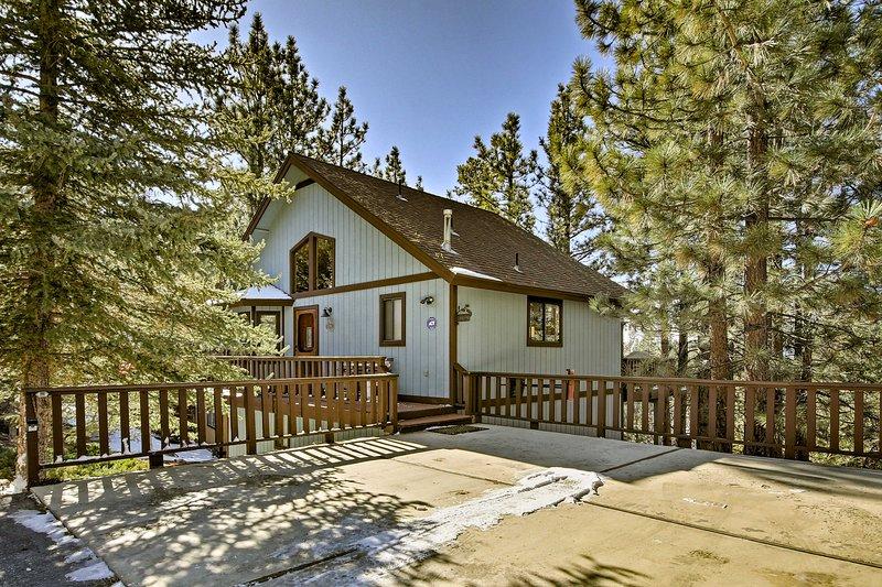 Disfrutar de todas las aventuras del desierto de California de esta casa con encanto!