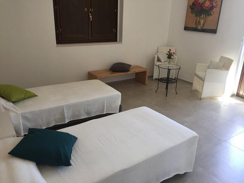 Villa Angiolina, Molise - Blue Room, location de vacances à Guglionesi