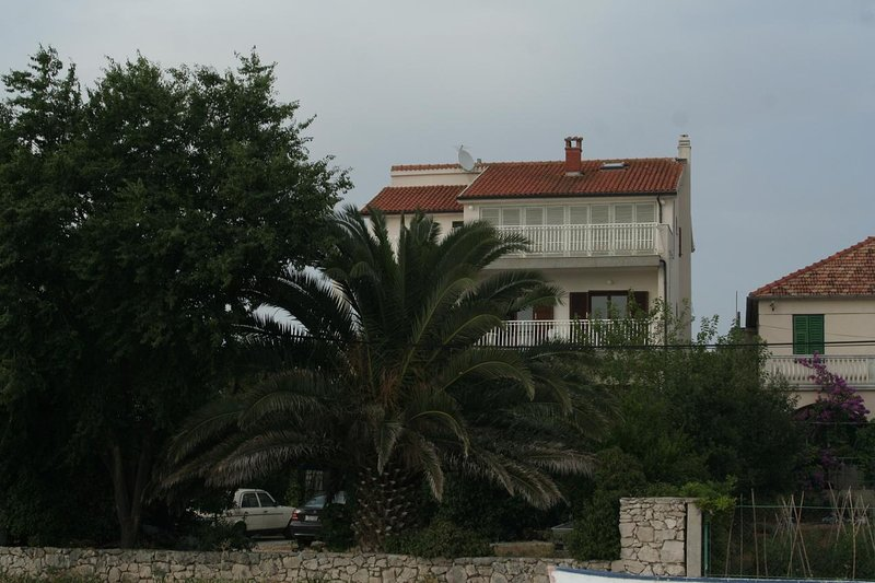 Two bedroom apartment Zablaće, Šibenik (A-4222-c), holiday rental in Jadrija