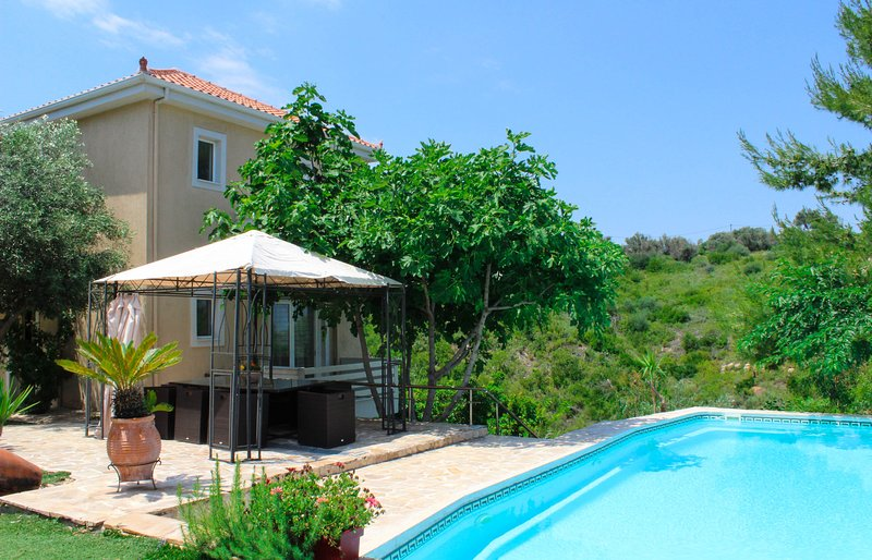 HomeSeeker Collection | Luxury Villa Afroditi, location de vacances à Amarynthos