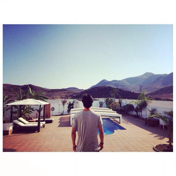 (AN) San José. Preciosa habitación en Casa Agua Marina, Cabo de Gata B&B, alquiler de vacaciones en Cabo de Gata
