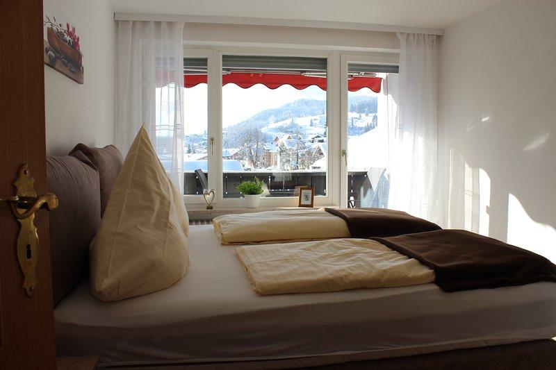 FEWO Angela - Bgm.-Wucherer-Straße / Urlaub mit Oberstaufen Plus Card, vacation rental in Oberstaufen