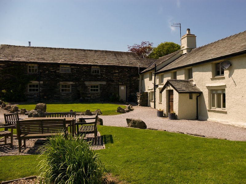 A beautuful farmhouse close to the famous Tarn Hows