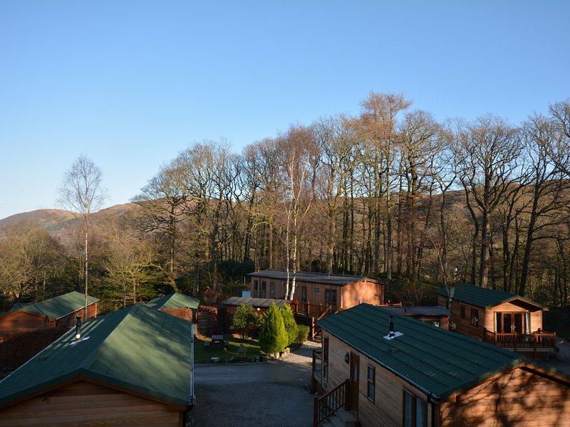 Ansichten in der Nähe der Lodge