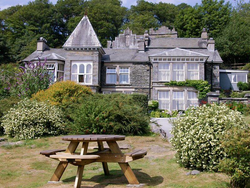First floor apartment set in the Country House of Sawrey Knotts