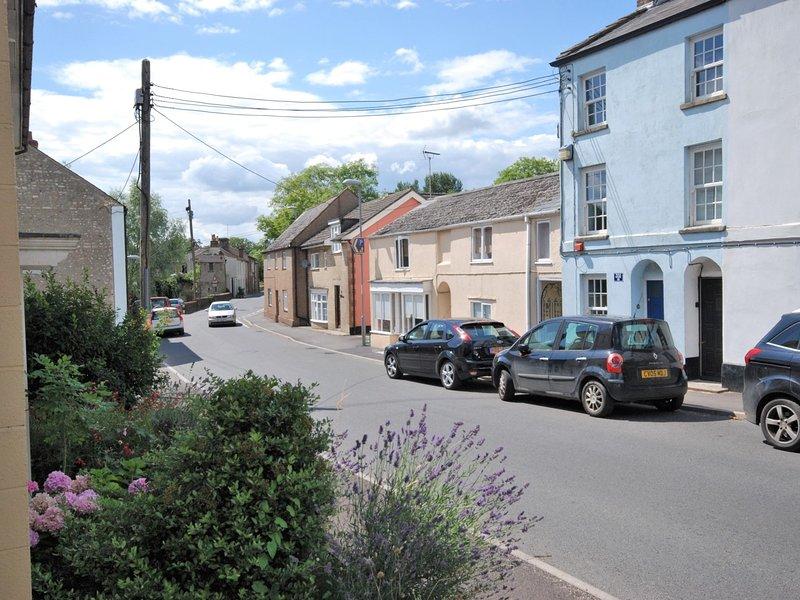 Village setting