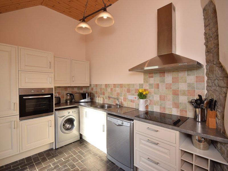 Fully equipt modern Kitchen