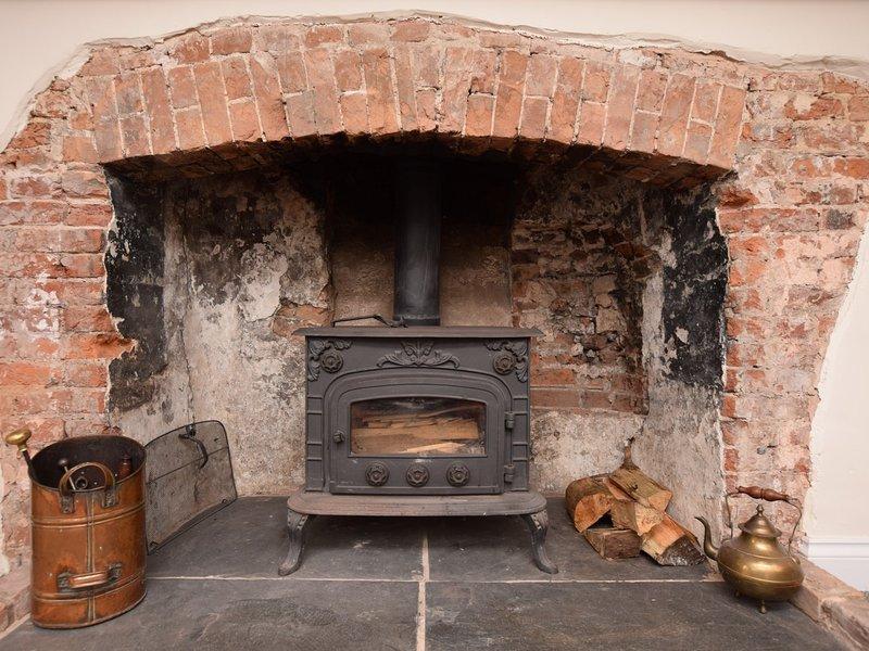 Orginal wood burner