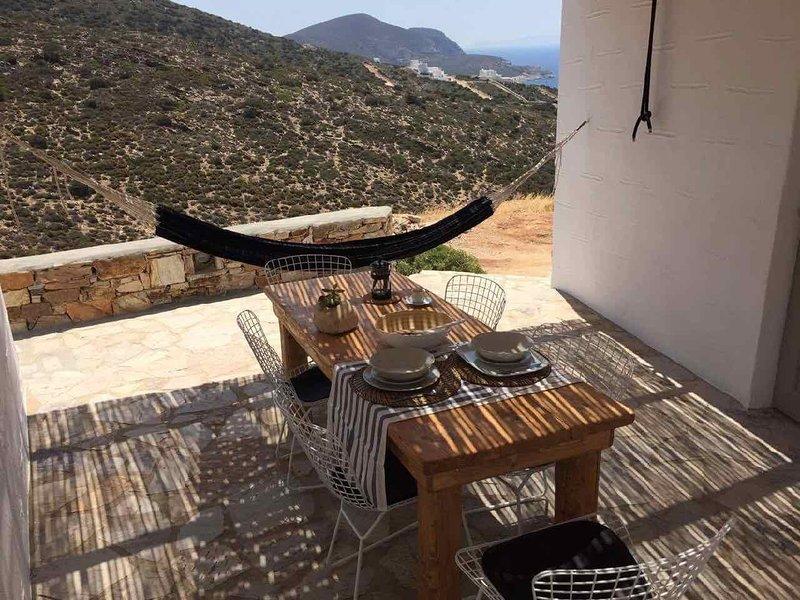 Another Island - Farangi House, holiday rental in Agios Georgios