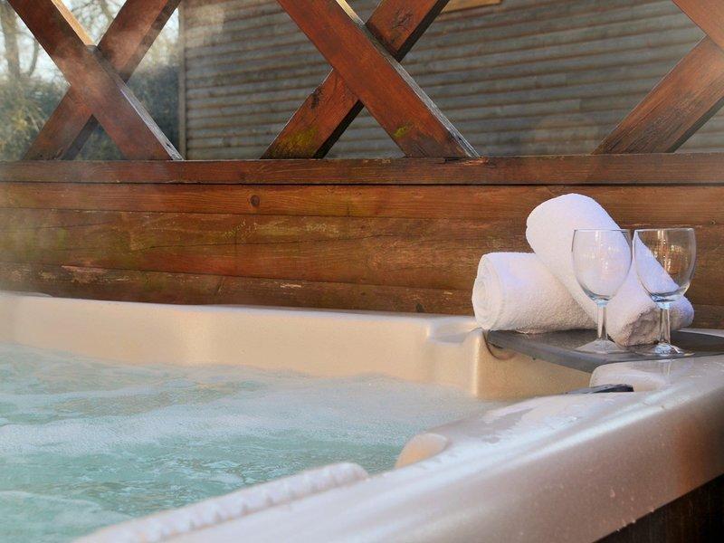 bain à remous privé