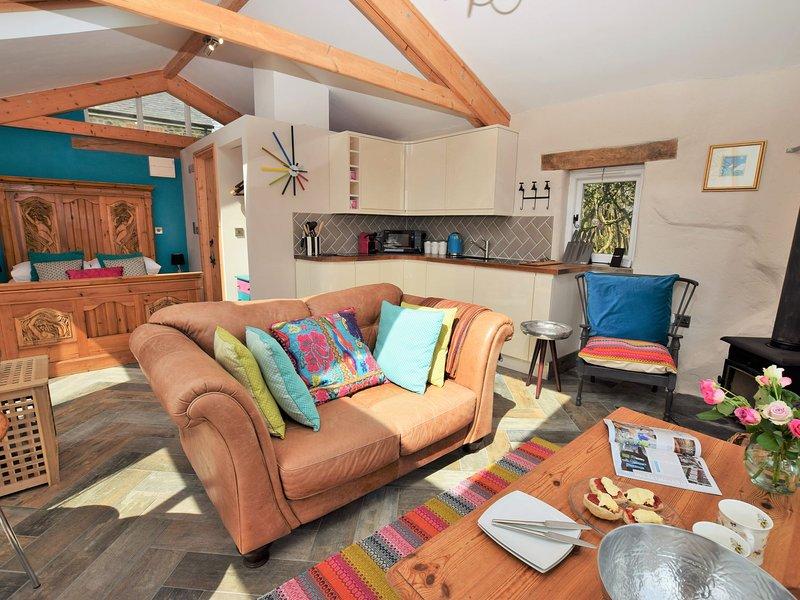 Unique studio-style property