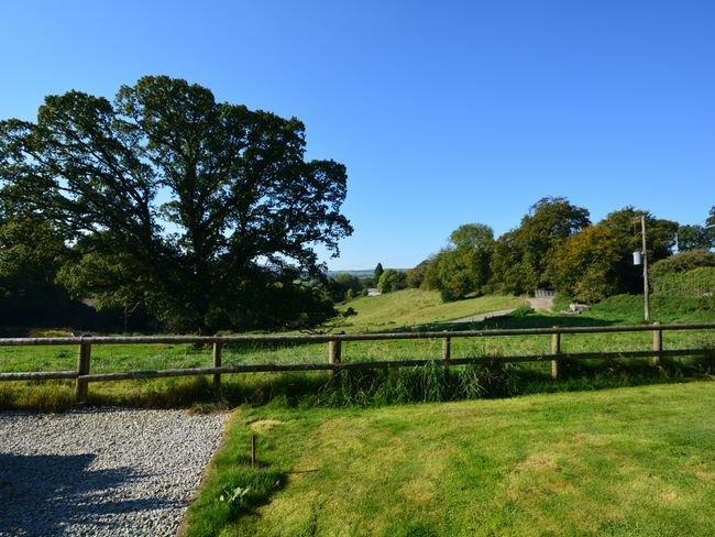 Views across the adjoining feilds