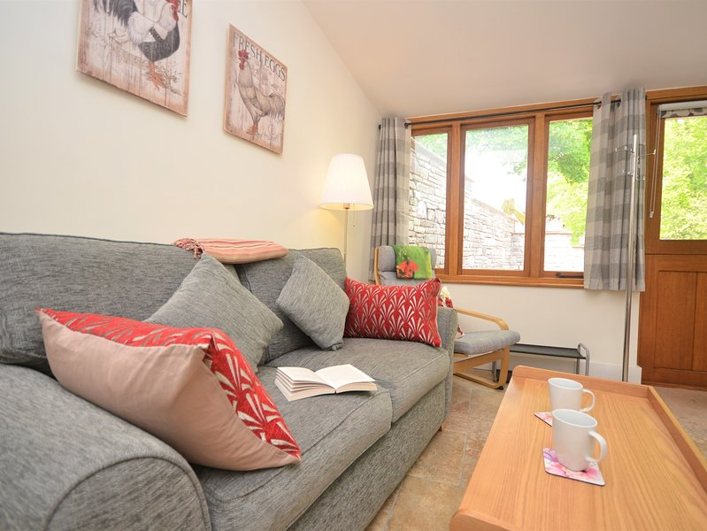 Relax in cosy surroundings at the end of the day