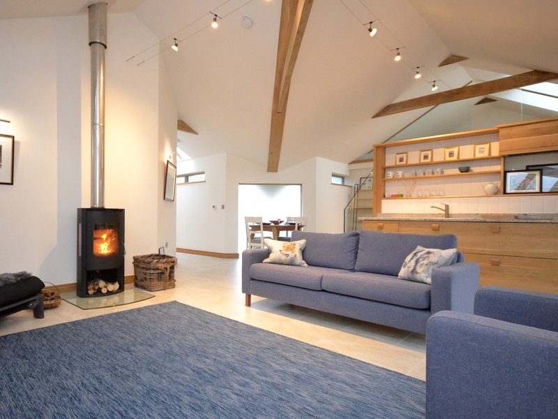 Cosy ambiance with underfloor heating throughout