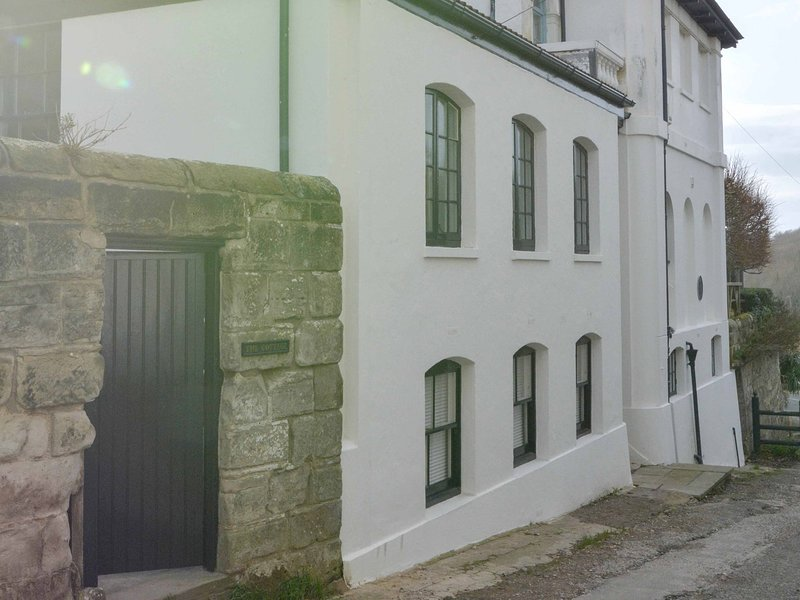 Blick in Richtung Immobilien