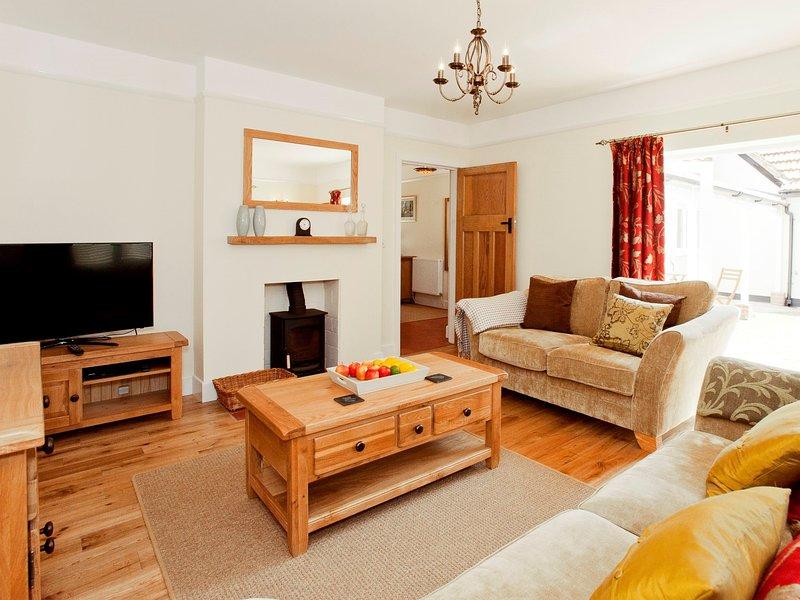 Mooie lounge met veel ruimte voor iedereen!