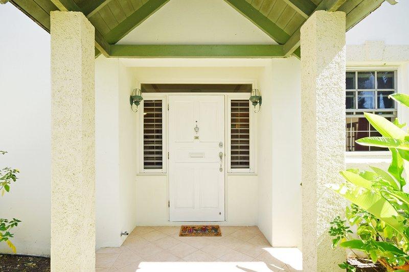 Gunsite 28's front door