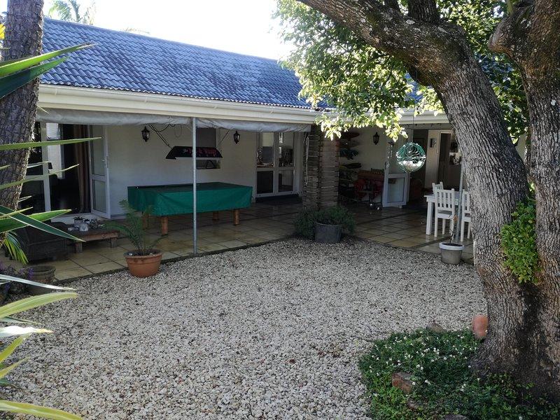 5 on Sinclair, location de vacances à Gonubie