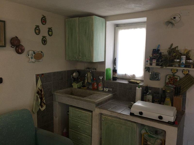 Genova casa in campagna, holiday rental in Bargagli