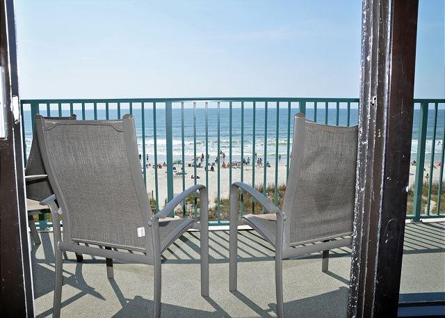OCEANFRONT 3 BR/3 BA IN HIGHLY desired VERANDAS., vacation rental in North Myrtle Beach