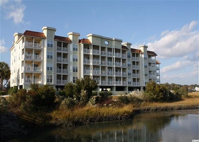 FANTASTIC 2BR/2BA MARSH FRONT VILLA BEAUTIFUL DECOR, vacation rental in North Myrtle Beach