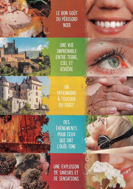 Castelnaud y Sarlat: para estar seguro para relajarse y vacaciones con éxito (...)