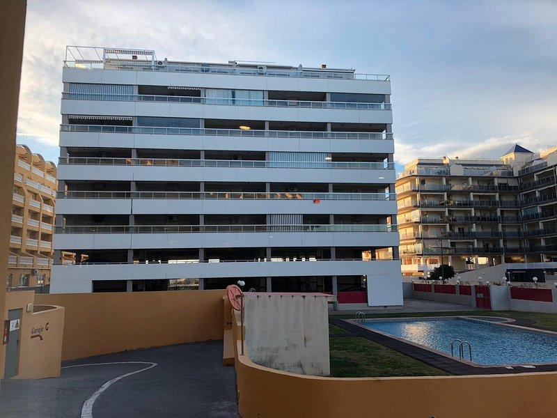 Apartamento vacacional El Arenal, alquiler de vacaciones en Peñíscola