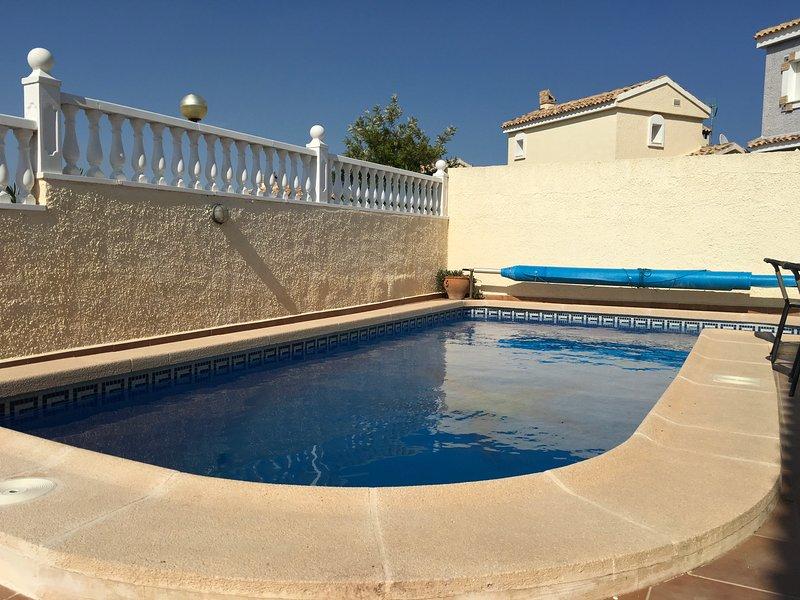 Villa Rosemarie, casa vacanza a Gran Alacant