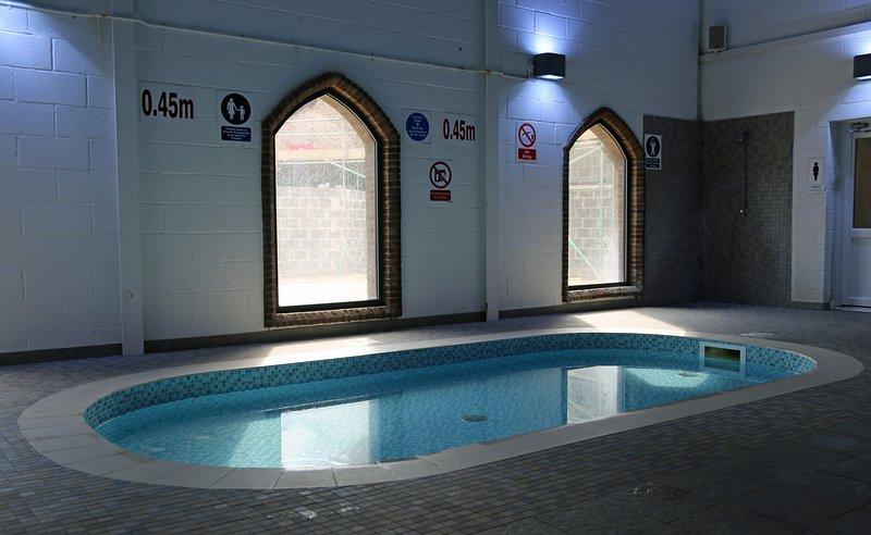 Children's pool area