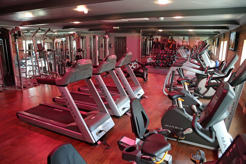 New gym - access included