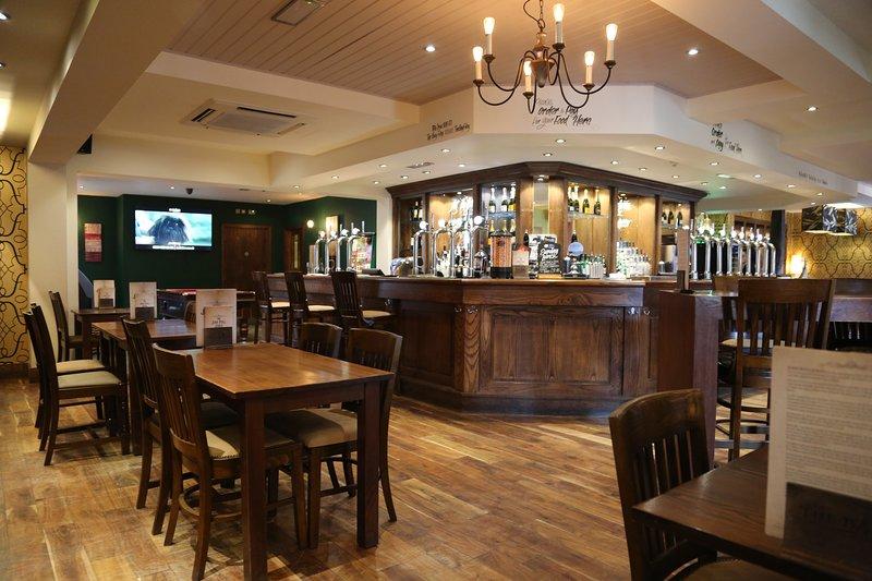 John Paul Jones pub - on site