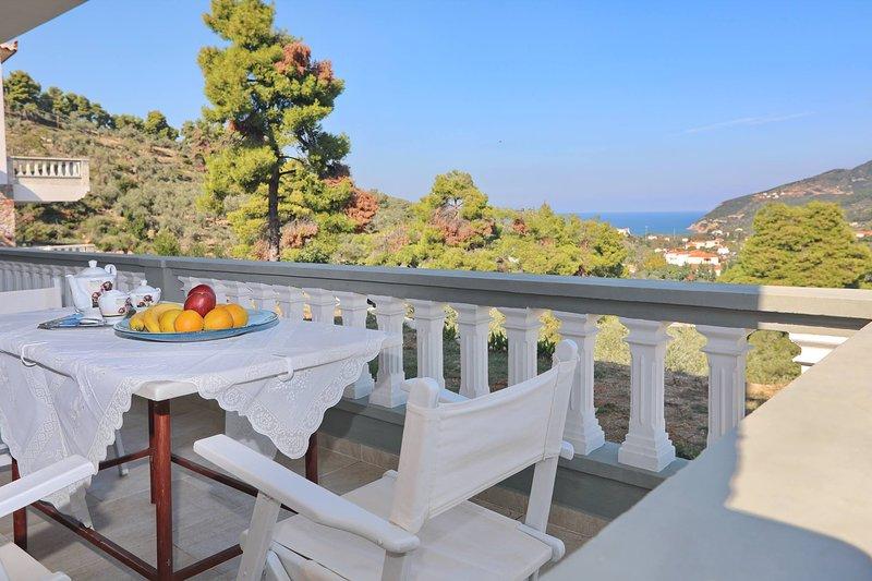 Villa Pavlos, holiday rental in Stafylos