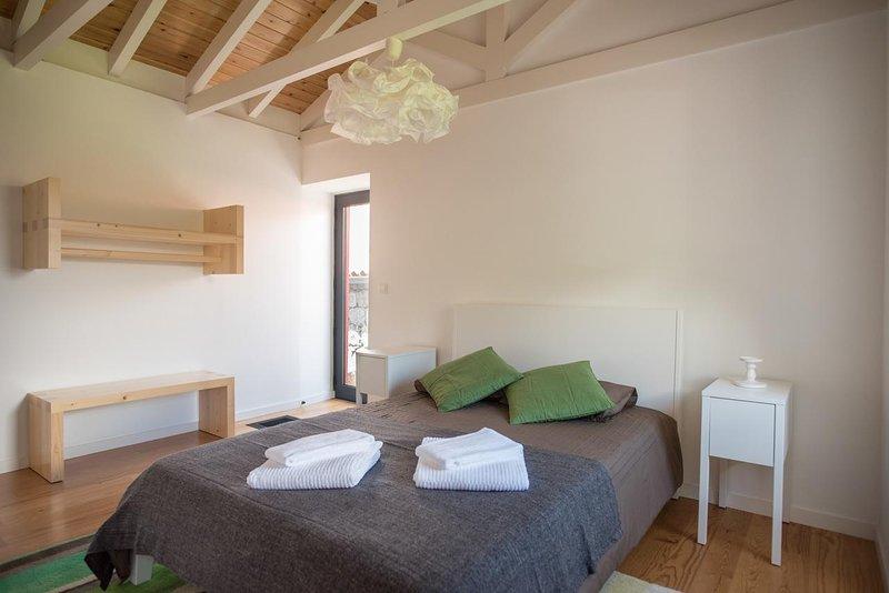 Estúdio tranquilo para casal perto do mar - Casa do Sanguinho AL, aluguéis de temporada em São Jorge
