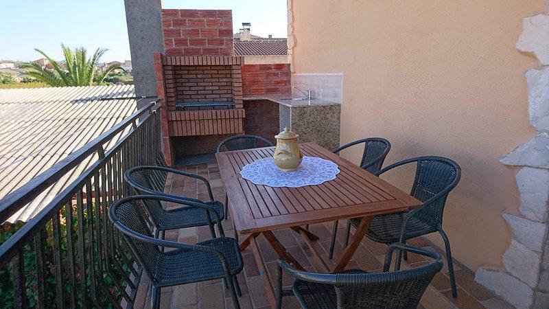 Bonito apartamento en Maella. Zona Matarraña, casa vacanza a Terra Alta