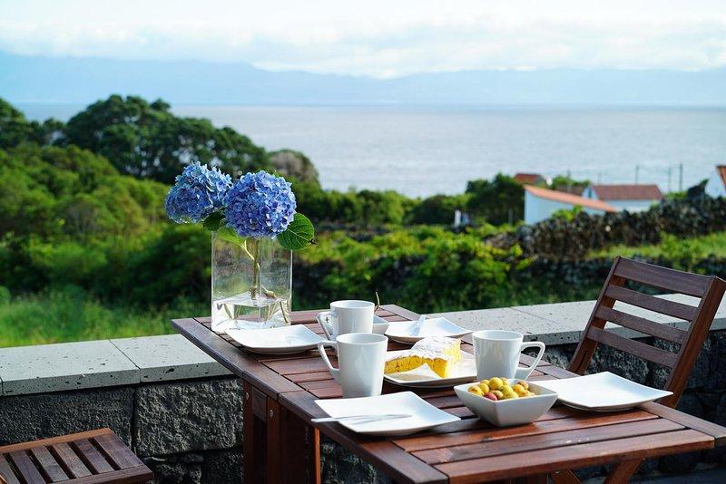 Casa com dois quartos em zona tranquilo perto do mar - Casa Cedro do Mato AL, vacation rental in Sao Roque do Pico