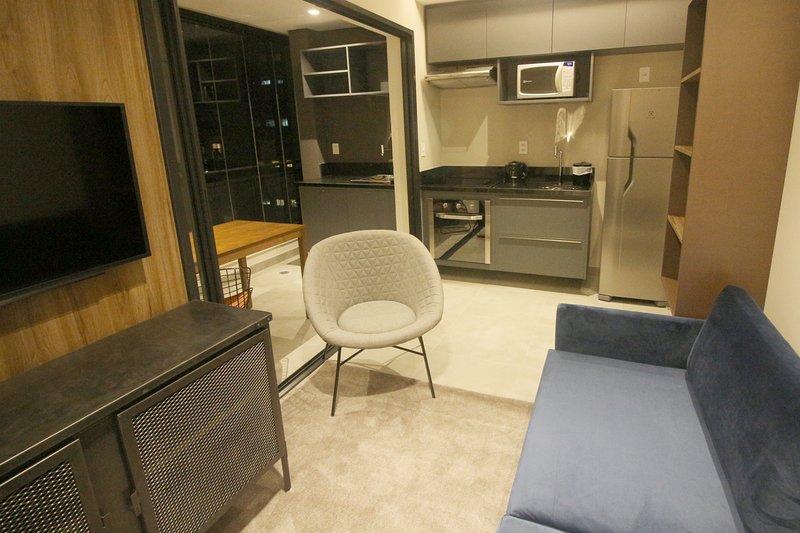 Residencial Novo Pinheiros Cobogó, Ferienwohnung in São Paulo
